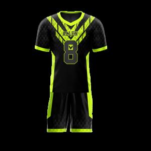 Image for Flag Football Uniform Sublimated Snake