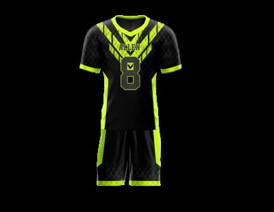 Flag Football Uniform Sublimated Snake Front