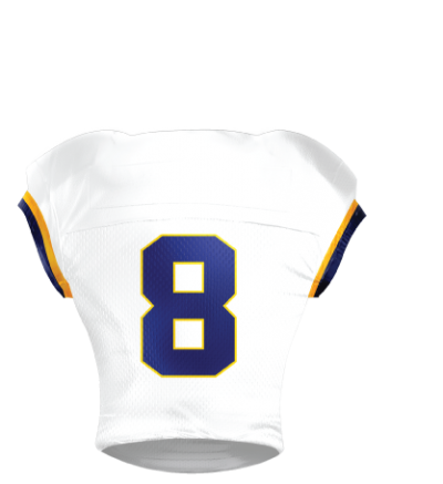 Football Jersey Pro 207 Back