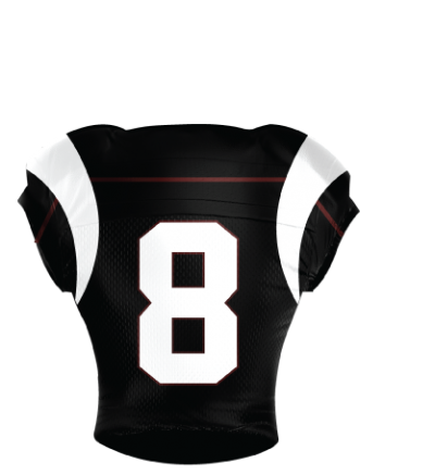 Football Jersey Pro 209 Back