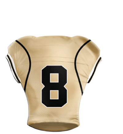 Football Jersey Pro 218 Back