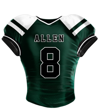 Football Jersey Sublimated 501