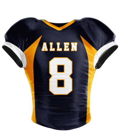 Football Jersey Sublimated 502