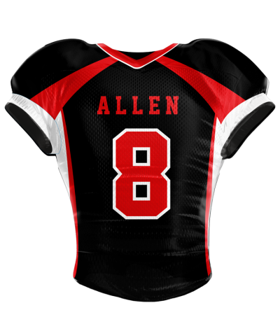 Football Jersey Sublimated 503