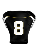 Football Jersey Sublimated 505 Back
