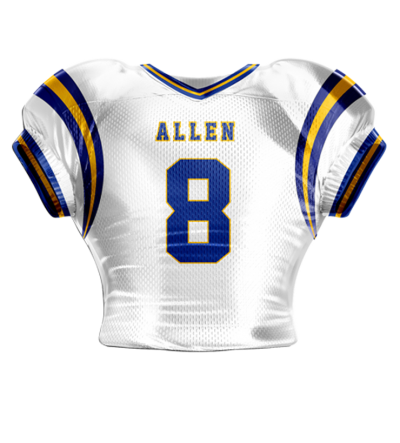 Football Jersey Sublimated 506
