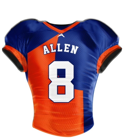 Football Jersey Sublimated 507