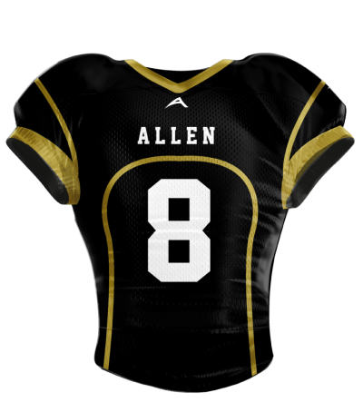 Football Jersey Sublimated 508