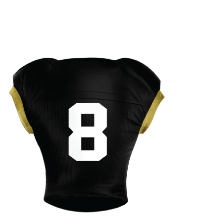 Football Jersey Sublimated 508 Back