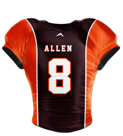 Football Jersey Sublimated 511