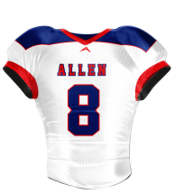 Football Jersey Sublimated 514