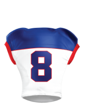 Football Jersey Sublimated 514 Back