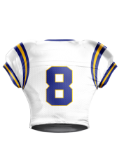 Football Jersey Sublimated Back