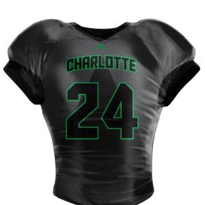Image for Football Jersey Sublimated Charlotte