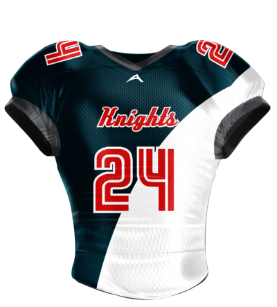 Football Jersey Sublimated Knights
