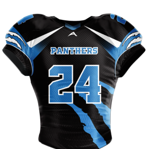 Image for Football Jersey Sublimated Panthers