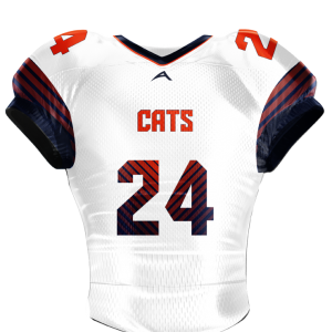 Image for Football Jersey Sublimated Parallel