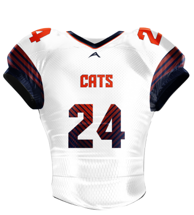 Football Jersey Sublimated Parallel
