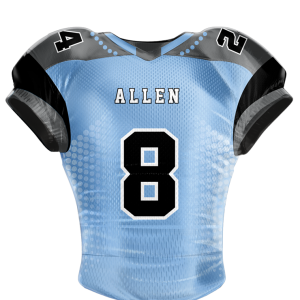 Image for Football Jersey Sublimated Pearl