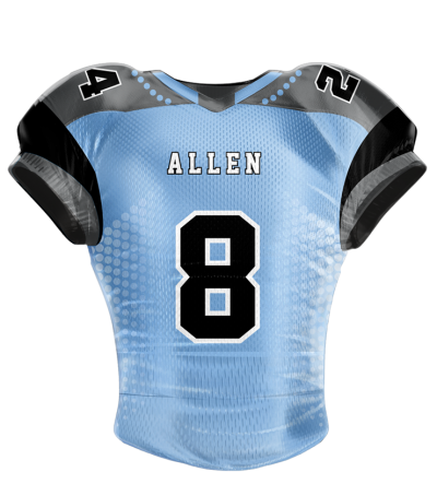 Football Jersey Sublimated Pearl