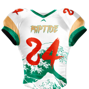 Image for Football Jersey Sublimated Riptide