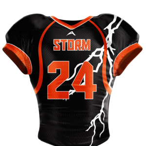 Image for Football Jersey Sublimated Storm