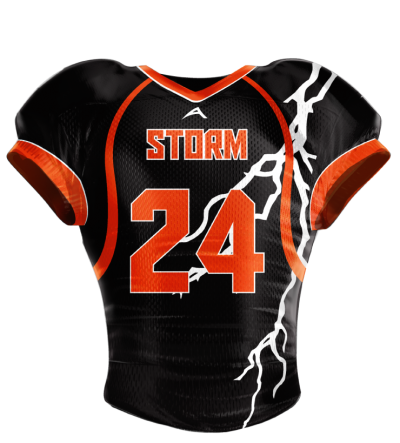 Football Jersey Sublimated Storm