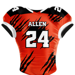 Image for Football Jersey Sublimated TornApart