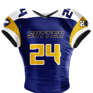 Image for Football Jersey Sublimated WolfPack