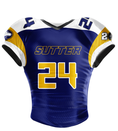 Football Jersey Sublimated Wolfpack