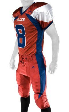 Image for Football Uniform Sublimated 502