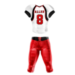 Football Uniform Sublimated 200