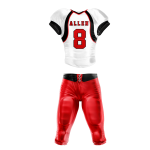 Image for Football Uniform Sublimated 200
