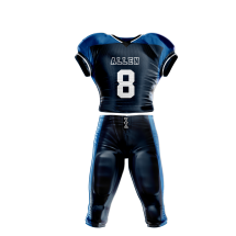 Football Uniform Sublimated 208