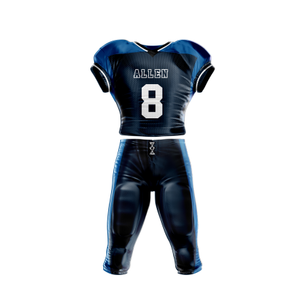 Football Uniform Sublimated 208