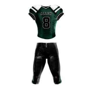 Image for Football Uniform Sublimated 501