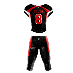 Image for Football Uniform Sublimated 503