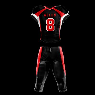 Football Uniform Sublimated 503