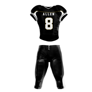 Image for Football Uniform Sublimated 505