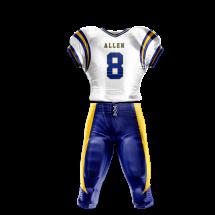 Football Uniform Sublimated 506