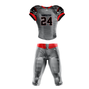 Image for Football Uniform Sublimated Hawkeyes