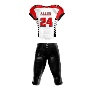 Image for Football Uniform Sublimated Tiger