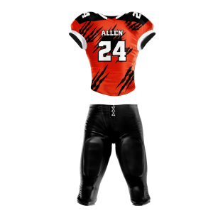 Image for Football Uniform Sublimated TornApart
