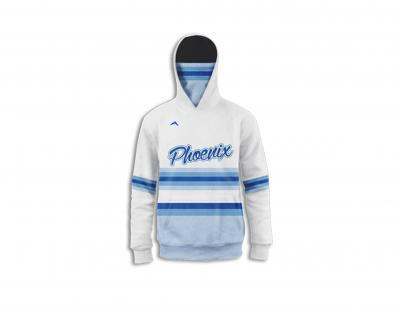 Hoodie uniform sublimated PHOENIX front