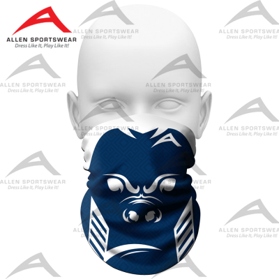Neck Gaiter Grizzly Front 1