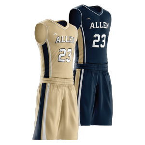 Image for Reversible Basketball Uniform Sublimated 250