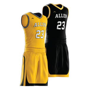 Image for Reversible Basketball Uniform Sublimated 251