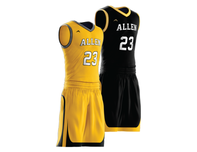 Reversible Basketball Uniforms Sublimated 251