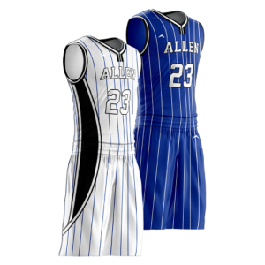Image for Reversible Basketball Uniform Sublimated 517