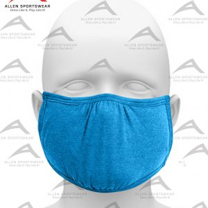 Image for Stock Shaped Face Mask- 5pc minimum